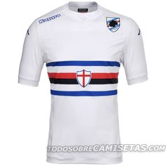 Sampdoria 2014/15 away