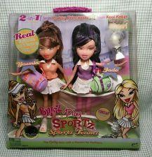 MGA Bratz Sportz Teamz Yasmin Sports and Jade 2-in-1 pack