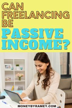 As a freelancer, you can earn passive income by expanding your revenue streams into complementary products.nnOnce you do that, you can free up some time in your tight schedule and generate a steady income source. Click the photo to learn more. #ideas #passiveincome #money #moneymanagement #personalfinance #financialplanning #financialfreedom #financialindependence #investing #savings #budgeting #tips #howto #moneyideas #finance Finance Blog, Finance Tips, Financial Goals, Financial Planning, Money Tips, Money Saving Tips, Social Media Marketing Manager, Managing Money, Thing 1