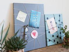 DIY – En personlig opslagstavle