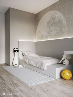 47 Modern Kids Room Design Ideas Thah Built In Beds - Each and every room of your home is undoubtedly very important and needs special care and attention in its decoration. But when it comes to your kids . Magical Bedroom, Kids Room Design, Cheap Home Decor, Home Interior Design, Interior Ideas, Home Remodeling, Bedroom Decor, Bedroom Bed, Behance