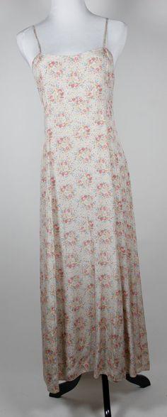 1980s Laura Ashley dress  Andrea had these