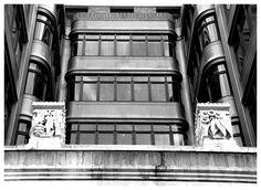 London Adelphi art deco