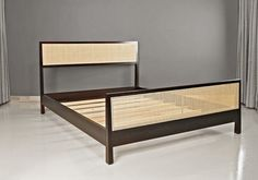 Caned Bed. This may be purchased on ecofirstart.com