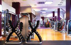 Workplace gym