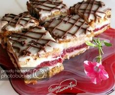 Sweet Desserts, Just Desserts, Delicious Desserts, Romanian Desserts, Romanian Food, My Recipes, Cookie Recipes, Good Food, Yummy Food