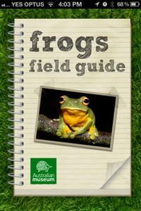 Today's Feature Free and Discounted Apps include Frogs Field Guide!