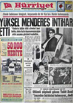 Hürriyet gazetesi 9 mart 1972