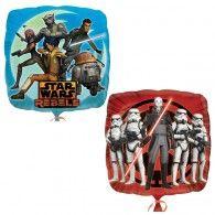 45cm Star Wars Rebels $9.95 U29948 Wholesale Party Supplies, Printed Balloons, Star Wars Rebels, Stars, Star