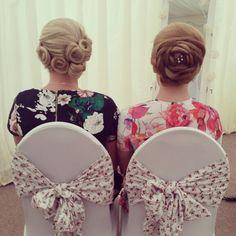 #hair#wedding#vintage#rose#cute