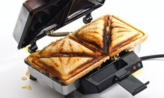 Break out the Breville: it's time for a toastie