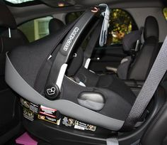 Check out Lady and the Blog's review of our new Maxi-Cosi Prezi.