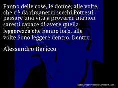 Cartolina con aforisma di Alessandro Baricco (47)