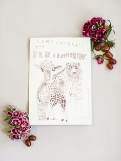 60 of the Most Unique Wedding Invitations EVER - Party invitation Unusual Wedding Invitations, Party Invitations Kids, Invitation Paper, Invitation Design, Wedding Stationery, Invite, English Country Weddings, Country Garden Weddings, English Country Gardens