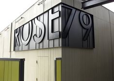 - Marina Del Rey - Marina Del Rey, CA, United States. custom routed aluminum letters with a return welded to the edges Retail Signage, Wayfinding Signage, Signage Design, Graphic Design Branding, Environmental Graphic Design, Environmental Graphics, Tool Design, Design Process, Visual Communication