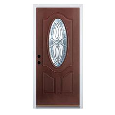 Awesome Fiberglass Entry Door Lowes