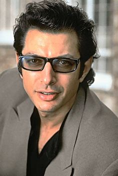 Young Jeff Goldblum | As much as I love Jeff Goldblum (and I do) he could not have been Doc ...