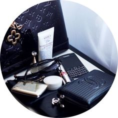Travel with the essentials #chanel #louisvuiottin  www.RealAuthentication.com