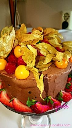 Nam nam Sjokolade kake til en sondags ettermmidag