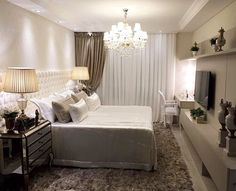Bons sonhos com este quarto delicado e lindo by @arquitetoathos. Amei@pontodecorSnap:  hi.homeidea  http://ift.tt/23aANCi #bloghomeidea #olioliteam #arquitetura #ambiente #archdecor #archdesign #cozinha #kitchen #arquiteturadeinteriores #home #homedecor #pontodecor #lovedecor #homedesign #instadecor #interiordesign #designdecor #decordesign #decoracao #decoration #love #instagood #decoracaodeinteriores #lovedecor #architecture #archlovers #inspiration #project #inspiracaododia