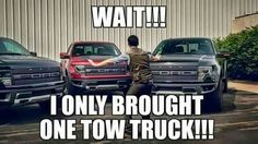 ford trucks old Truck Quotes, Truck Memes, Funny Car Memes, Truck Humor, Car Quotes, Chevy Jokes, Ford Jokes, Ford Trucks, Diesel Trucks