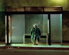 San Francisco Bus Stop Photographer: Nathan Perkel