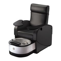 DescriptionOptimize your mani / pedi space with the compact, luxurious Club Chair LE™ from Living Earth Crafts®. With a retractable, motorized, and fully plumbed pedicure bowl, this chair has a footprint similar to that of a standard armchair. Electronic bowl and chair adjustments deliver customized client comfort and ergonomics designed with technicians in mind. The hidden pedicure unit offers whisper-quiet, pipeless hydrotherapy packed with reliable, practical features like a hand sprayer… Pedicure Bowls, Pedicure Chair, Plywood Furniture, Nail Salon Equipment, Live Earth, Earth Craft, Mid Century Modern Armchair, Farmhouse Table Chairs, Chair Height