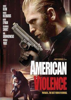 Ardan Movies: American Violence - Denise Richards