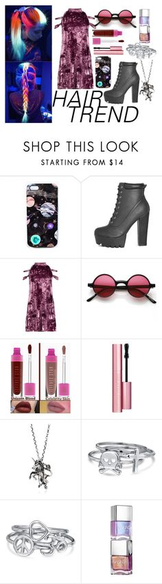 """""""Mythical"""" by xxnewyorkcitylifexx ❤ liked on Polyvore featuring Nikki Strange, ZeroUV, Jeffree Star, Too Faced Cosmetics, momocreatura and Bling Jewelry"""