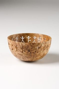 """EndeavorToPersevere600 [Who knows...] [Much smaller than I'd imagined, 2""""x4"""", roughly. Like the shapes cut into the bowl.]"""