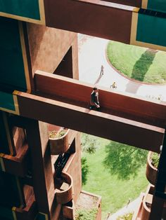 Walden 7 - Ricardo Bofill | photo: Salva López