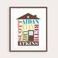 family name art house - Google Search
