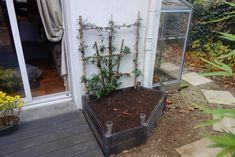 Tutoriel de construction d'un bac à fleurs (jardinière) en composite