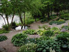 Hidden Lake Gardens. So pretty! #ridecolorfully