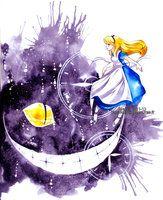 Alice in wonderland by *Maevachan on deviantART
