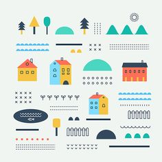 Eco structure. Home structure. on Behance