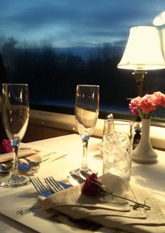 Saratoga Springs train will be all about the food