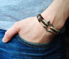 Elegant Rope Bracelet Gorgeous Bracelet For Men Stylish Mens