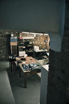 Atelier, sartoria Ph. Paolo Contratti