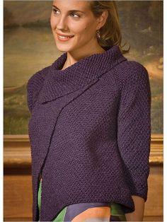 Rosemary's Swing Jacket | InterweaveStore.com