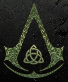 Creed in Celtic Knots Assassin's Creed in Celtic Knots - and I know which brotherhood im joining.Assassin's Creed in Celtic Knots - and I know which brotherhood im joining. Tatuajes Assassins Creed, Assassins Creed Tattoo, The Assassin, Assassin Logo, Video Game Art, Video Games, Assasins Cred, Choses Cool, Connor Kenway