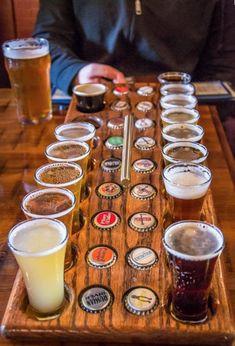 Cars, houses, motorcycles, models and lifestyle Design Bar Restaurant, Brewery Design, Craft Bier, Pub Interior, Beer Shop, Pub Decor, Pub Bar, Beer Tasting, Tap Room