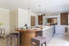 Luxury Bespoke Kitchen, Hadley Wood
