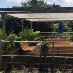 Haus VIVA | HAUS VIVA Pergola, Outdoor Decor, Home Decor, Living Alone, Home And Living, Exercise Rooms, Hangout Room, Birds Eye View, Fountain Garden