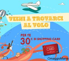 Shopping card gratis Salmoiraghi&Viganò - http://www.omaggiomania.com/buoni/shopping-card-gratis-salmoiraghivigano/