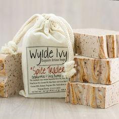Spice Trade Handmade Soap by wyldeivy on Etsy