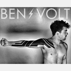 Check Ben Volt's page: http://www.benvolttattoo.com/