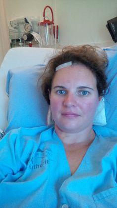 brain tumour survivor #meningioma #braintumor