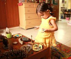 nature art spirituality for children