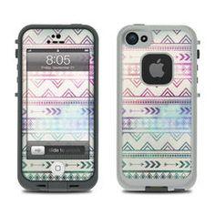 Lifeproof iPhone 5 Case Skin - Bohemian